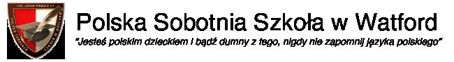 Polska Sobotnia Szkoła w Watford